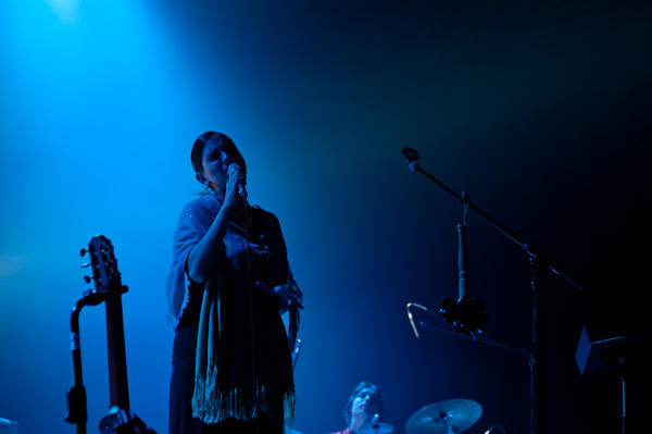 Marta Gomez Crédit Photo : Quentin Douhard