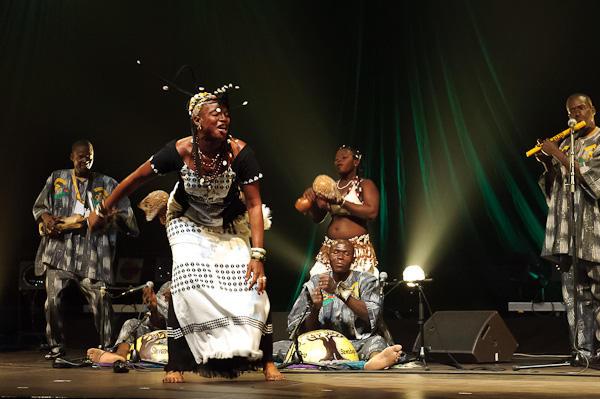 Abibou Sawadogo Crédit Photo : André Beghein