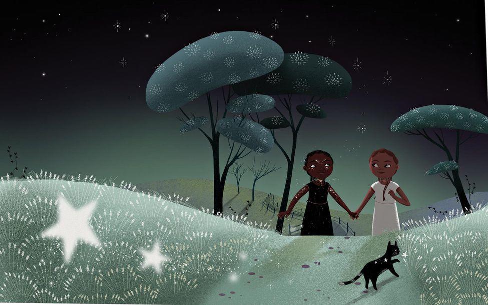 Laura Nsafou, Le Chemin de Jada, Edition Cambourakis, 2020.
