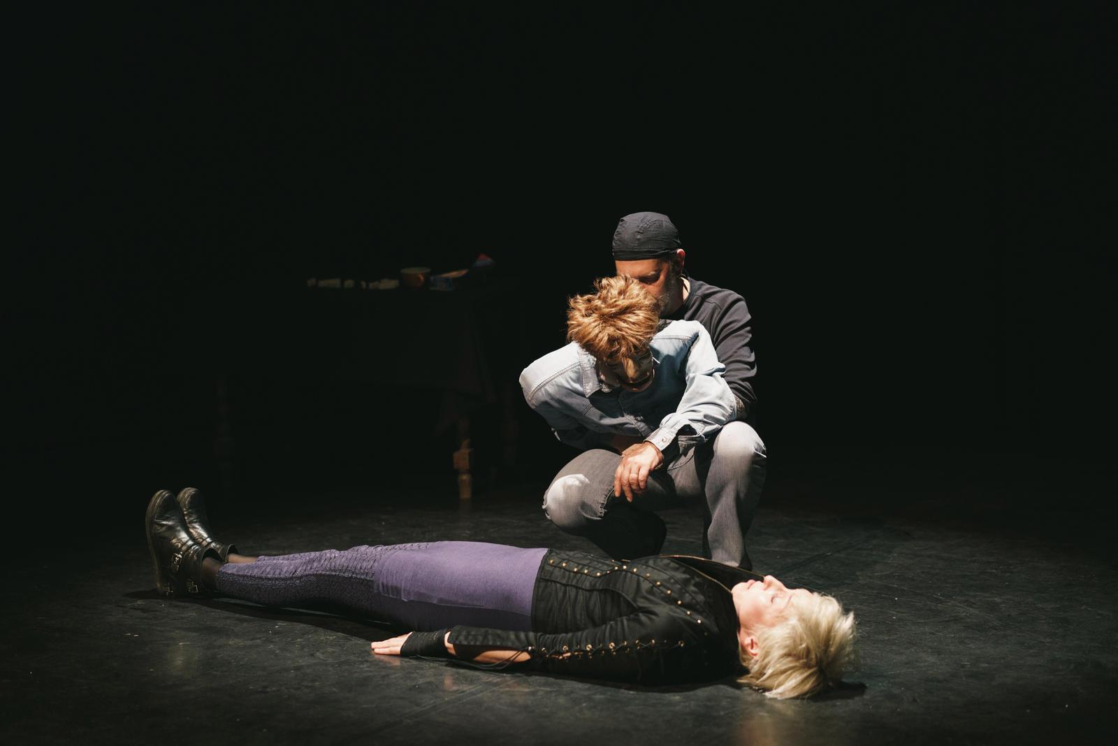 """""""Le Prince Serpent"""", 28 octobre 2018 à La Halte."""