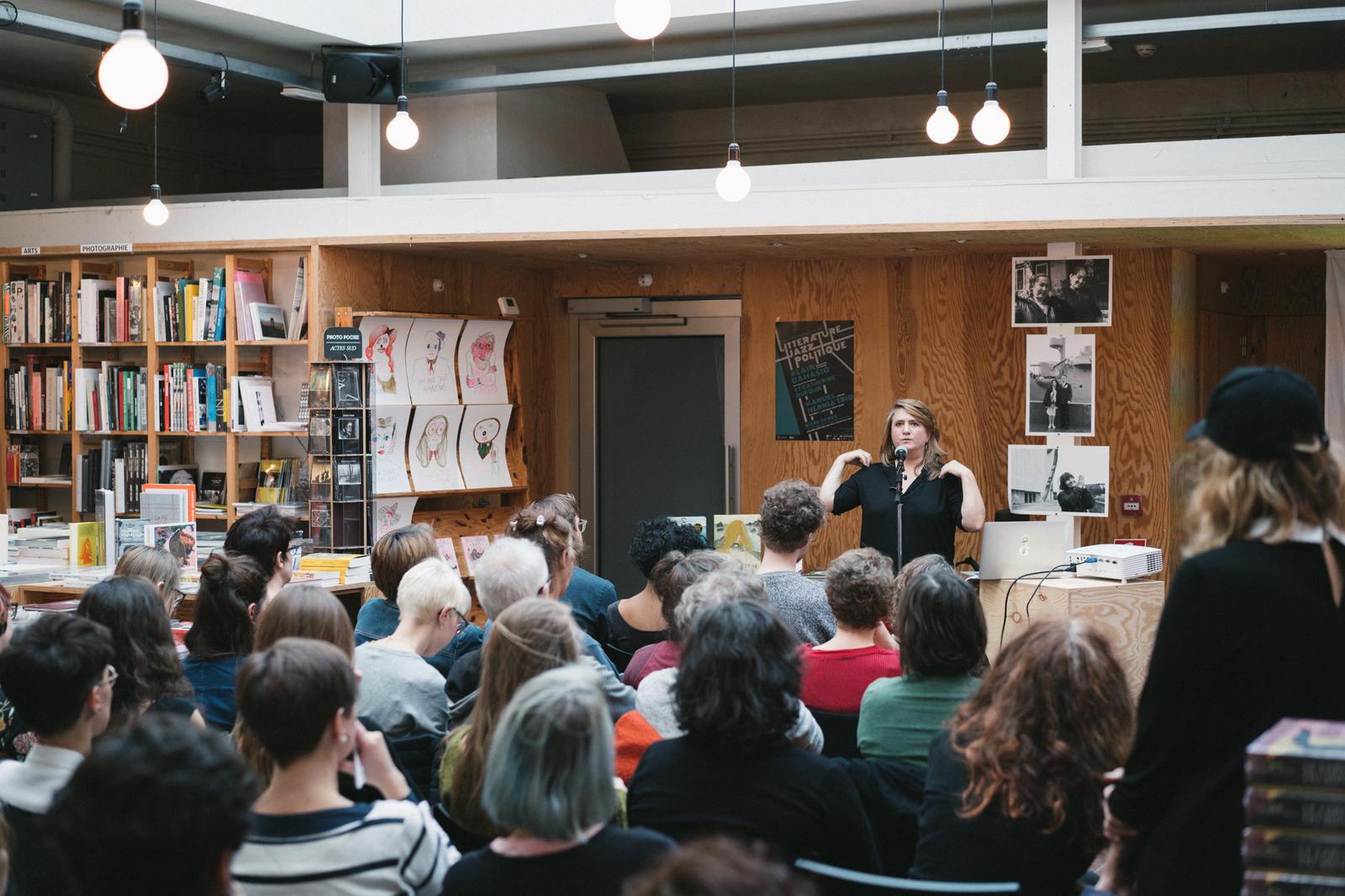 Rencontre avec Kitty Crowther. 21 octobre 2018 chez Livre aux Trésors