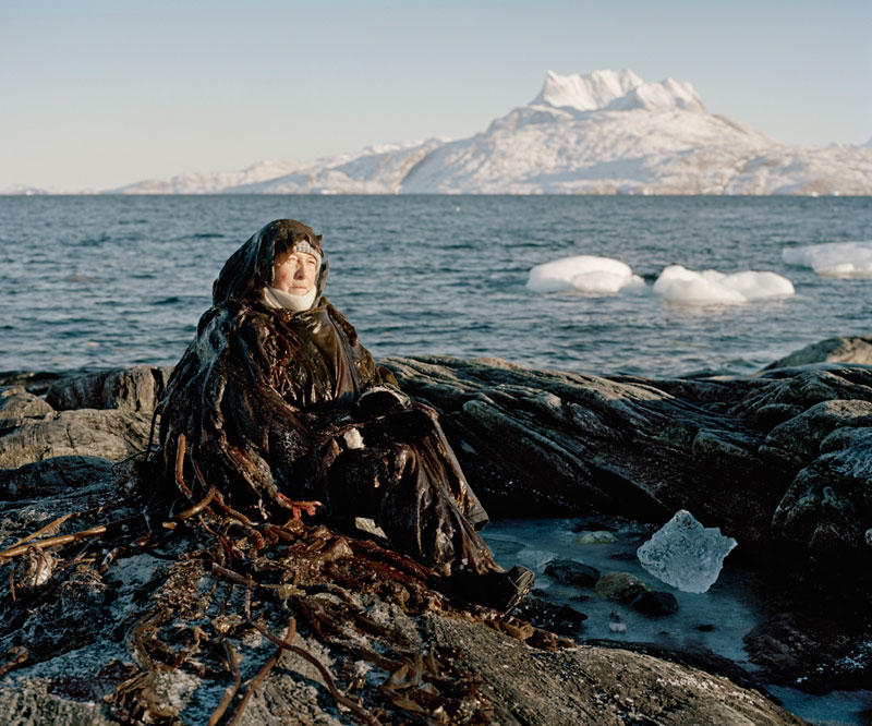 "Karoline Hjorth & Riitta Ikonen, série ""Eyes as big as plates"", Tove."