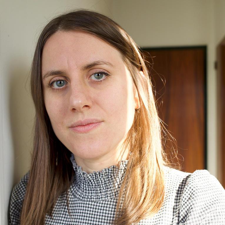 La musicienne et documentariste Mariette Auvray.  © Rasa Juskeviciute