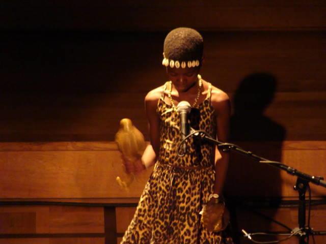 Nyathi à Flagey Crédit Photo : Anicée Tillieux