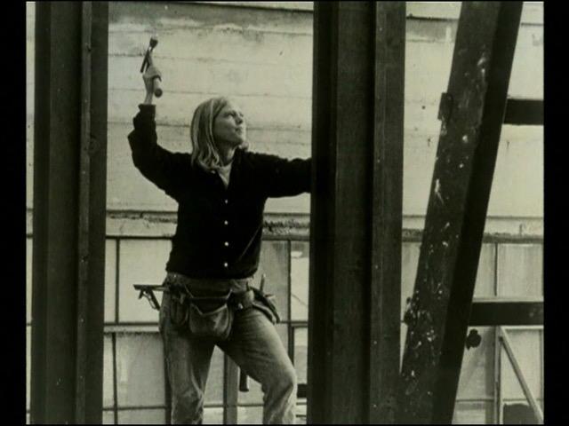 Françoise Flamant et Veronica Selver, «Raising the Roof », 2005.