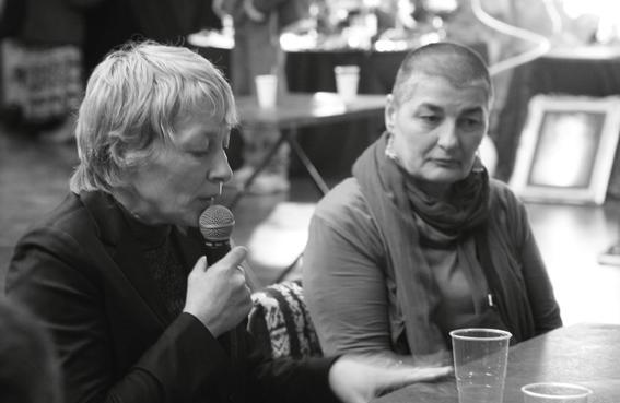 """Table ronde : """"Les chemins de la création/la transmission"""""""