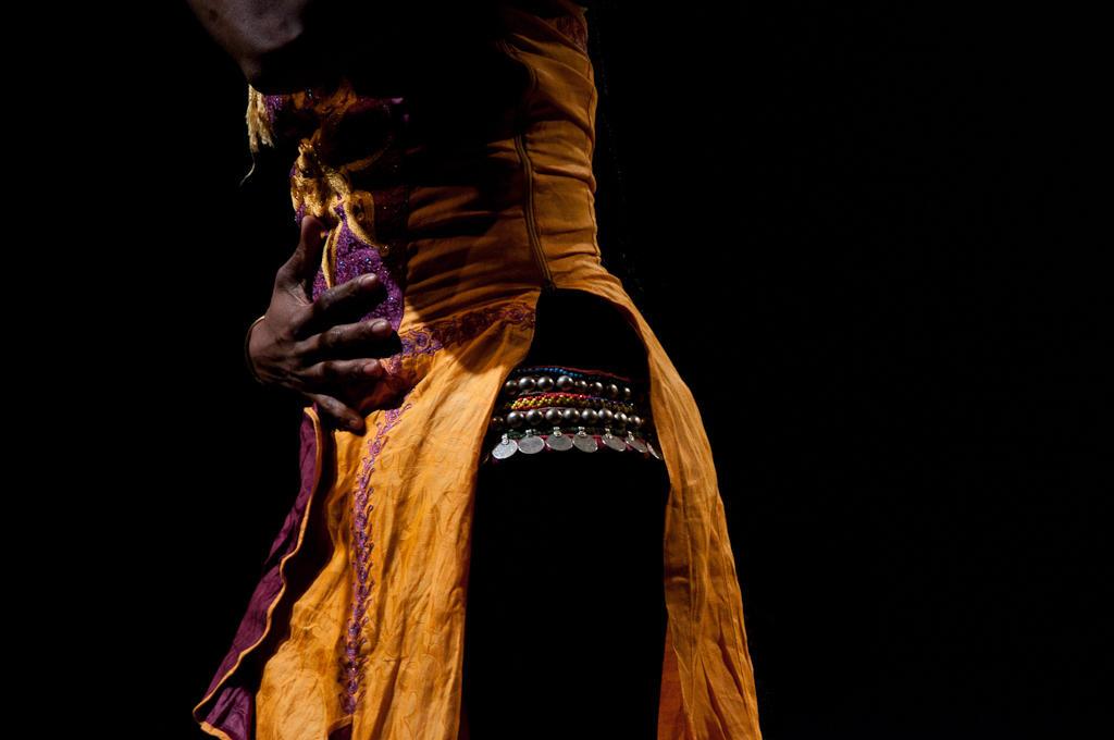 Dobet Gnahoré Crédit Photo : Amélie Pierre
