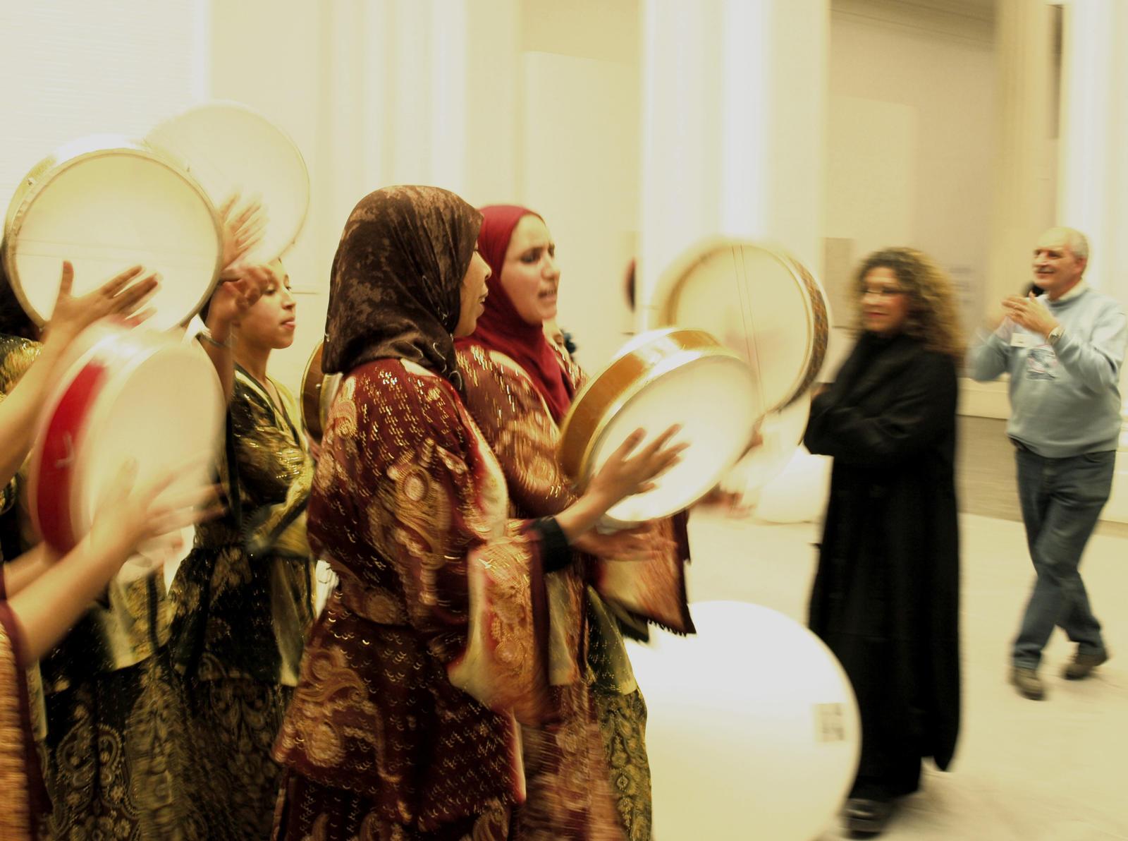 Les femmes d'Oujda (Maroc). Liège, 2007.